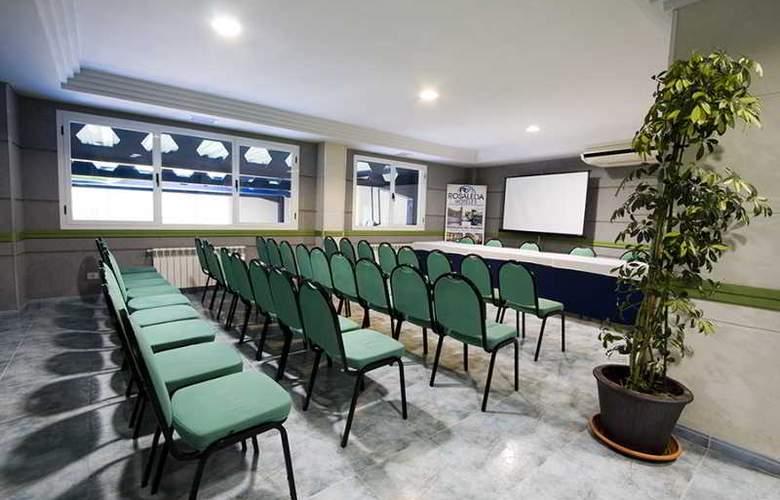 Rosaleda del Mijares - Conference - 16
