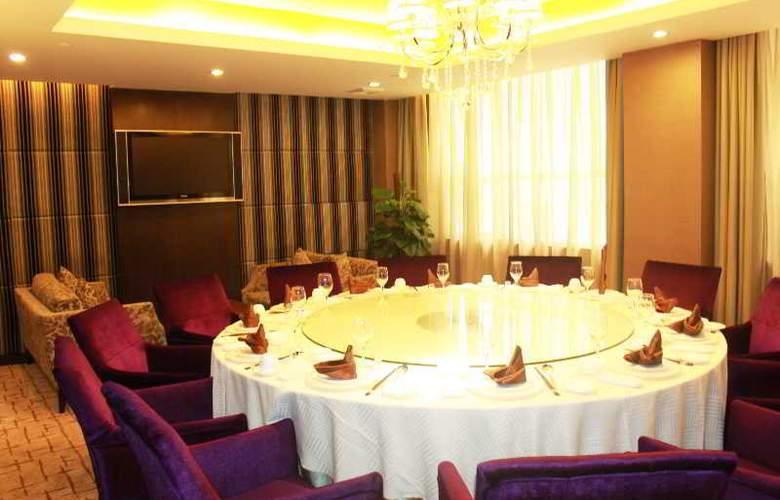 Ramada Plaza Zhengzhou - Restaurant - 7