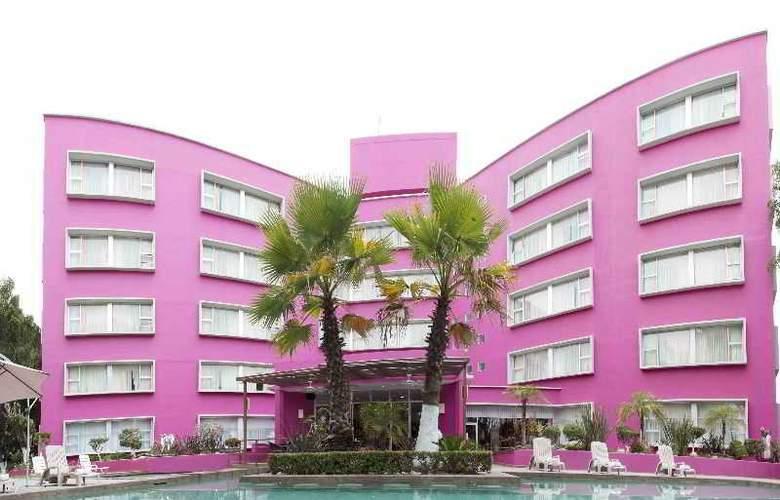 Best Western Real de Puebla - Pool - 44