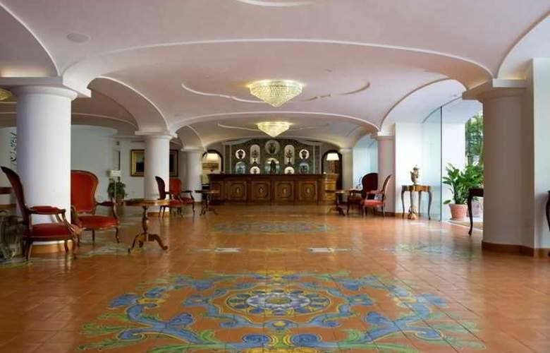 Grand Hotel la Favorita - General - 23