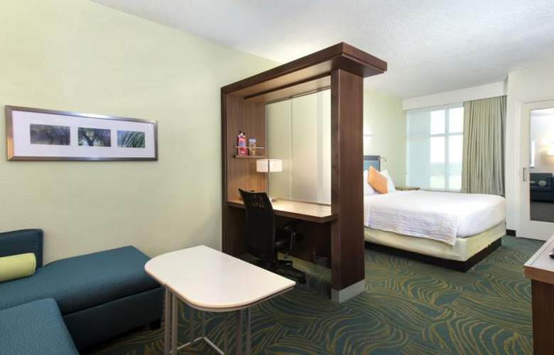 SpringHill Suites Orlando At Flamingo Crossings - Room - 6