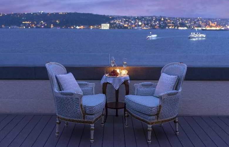 Shangri La Bosphorus Istanbul - Terrace - 51