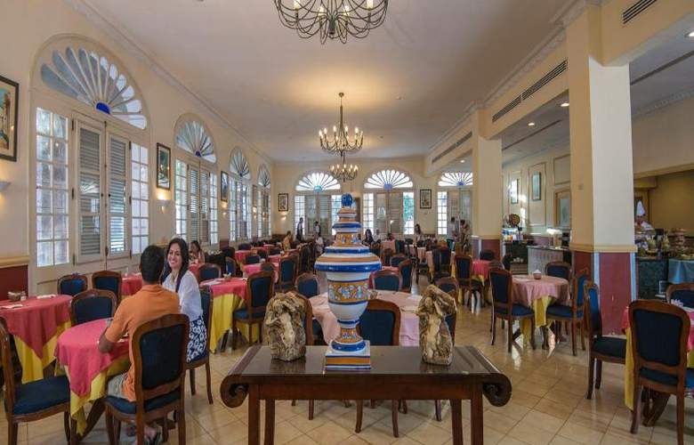 Mercure Sevilla - Restaurant - 8