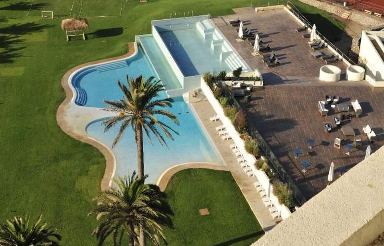 Enjoy Coquimbo Hotel de la Bahia - Terrace - 24