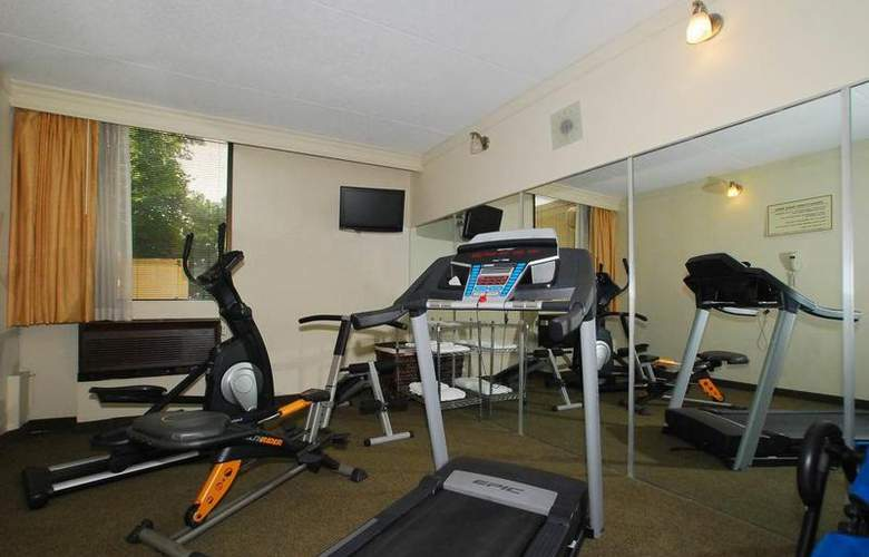 Best Western Hotel & Suites - Sport - 46