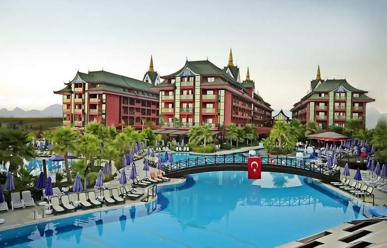 Siam Elegance Hotel&Spa - Hotel - 12