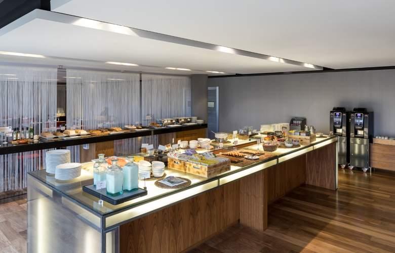 Rafaelhoteles Madrid Norte - Restaurant - 2