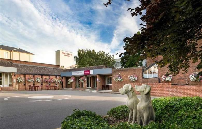 Ramada Maidstone - Hotel - 38