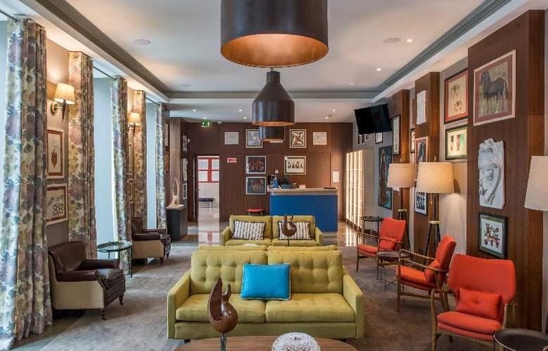 The Artist Porto Hotel & Bistro - Bar - 30