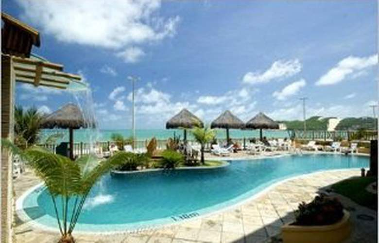 Visual Praia Hotel - Pool - 6