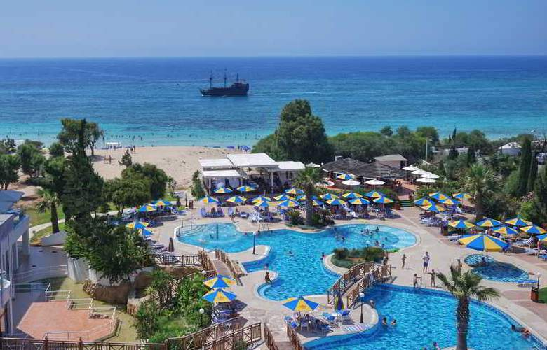 Melissi Beach Hotel - Pool - 16