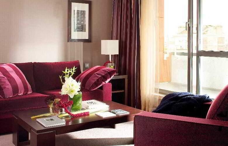 Radisson Blu Boulogne - Room - 5