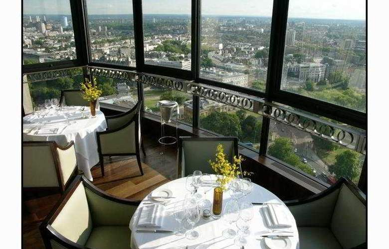 London Hilton on Park Lane - Restaurant - 10