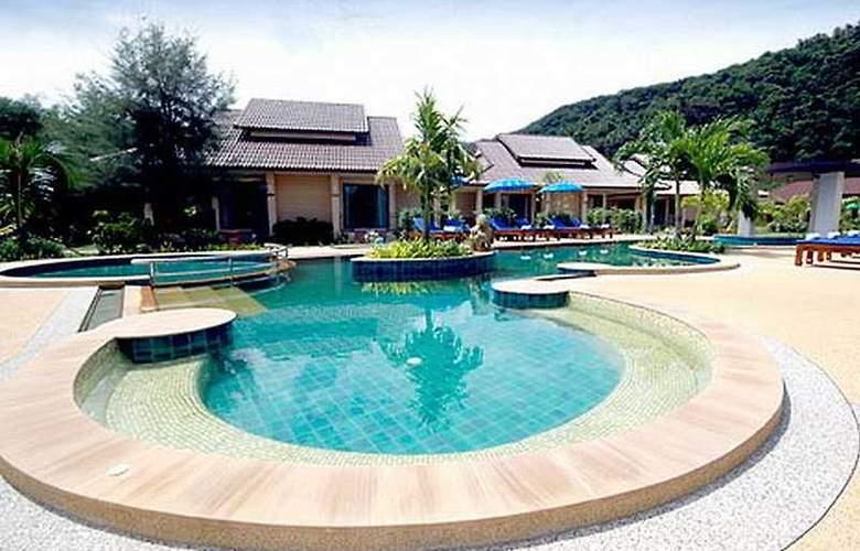 Kata Lucky Villa & Pool Access - Pool - 7