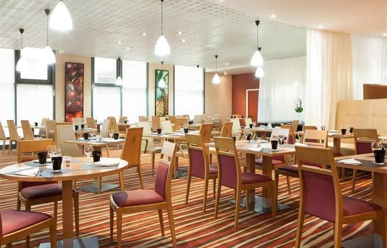 Novotel Paris 13 Porte d'Italie - Restaurant - 3
