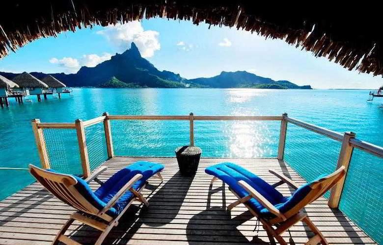 Le Meridien Bora Bora - Terrace - 94