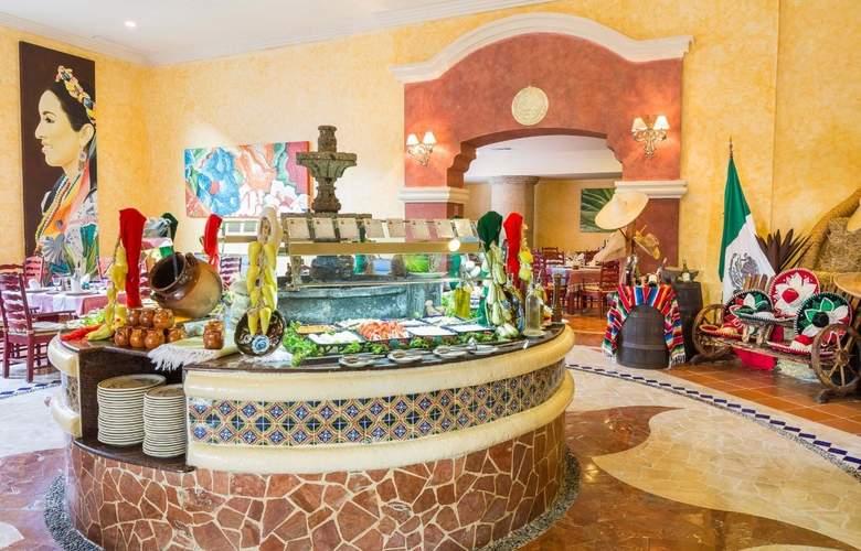 Grand Palladium Colonial Resort & Spa - Restaurant - 34
