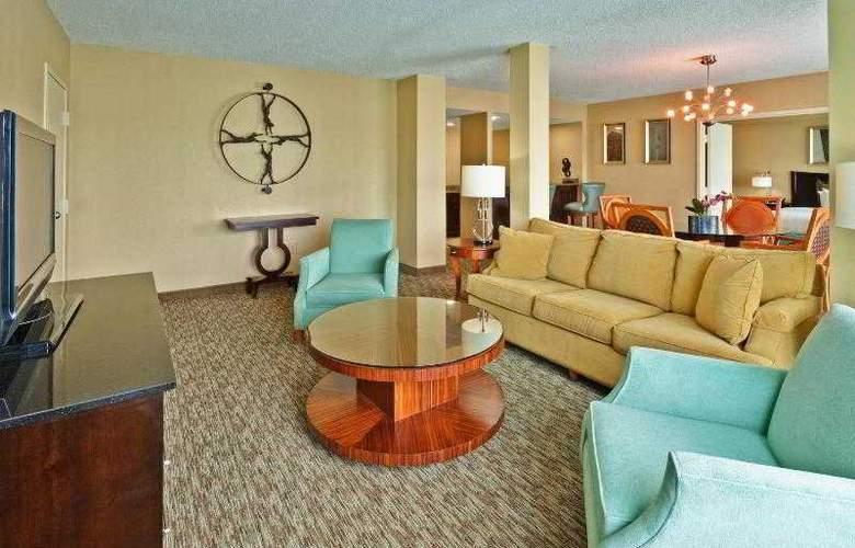 Crowne Plaza Memphis - Room - 16