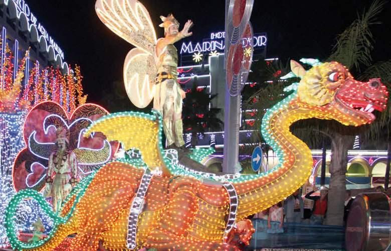 Marina dOr Playa Hotel 4 Estrellas - Services - 34