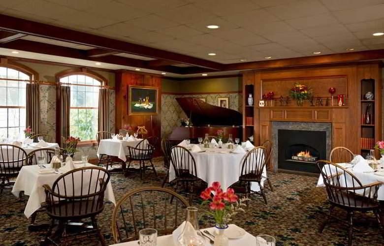 Dan'l Webster Inn - Restaurant - 16