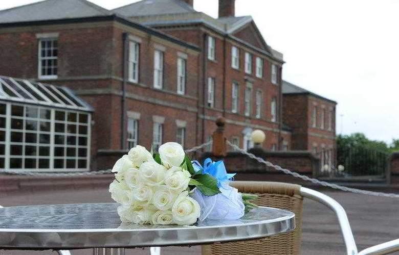Best Western Stoke-On-Trent Moat House - Hotel - 18