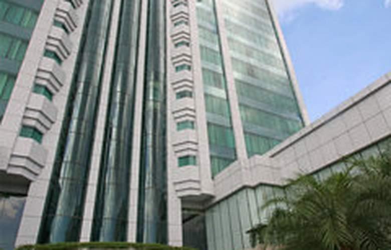 Pan Pacific Manila - Hotel - 0