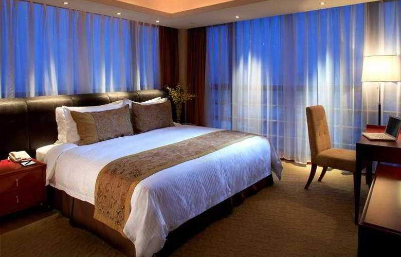 Howard Johnson All Suites Suzhou - Room - 3