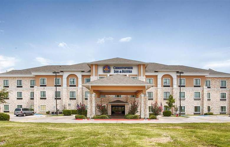Best Western Plus Christopher Inn & Suites - Hotel - 136