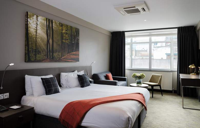 Arbor City Hotel - Room - 6