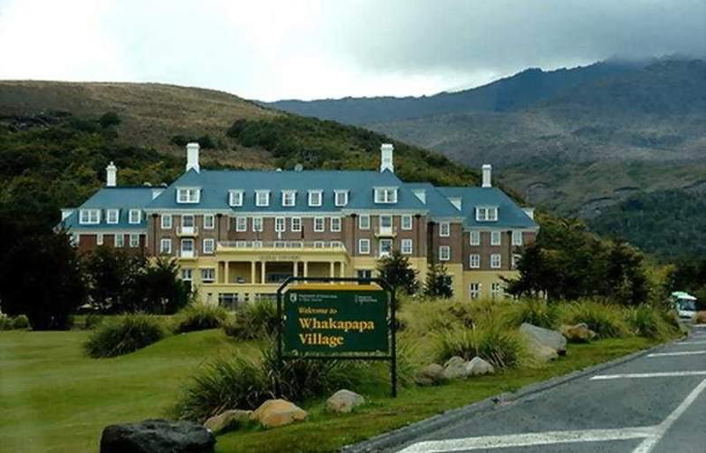 Chateau Tongariro - Hotel - 0
