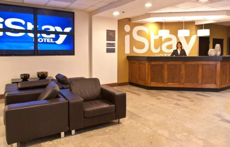 iStay Hotel Monterrey Historico - General - 0
