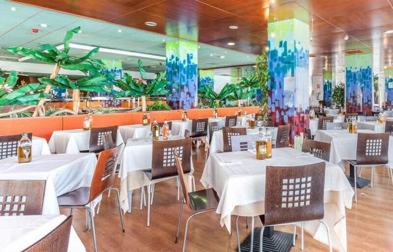 Marina dOr Playa Hotel 4 Estrellas - Restaurant - 26