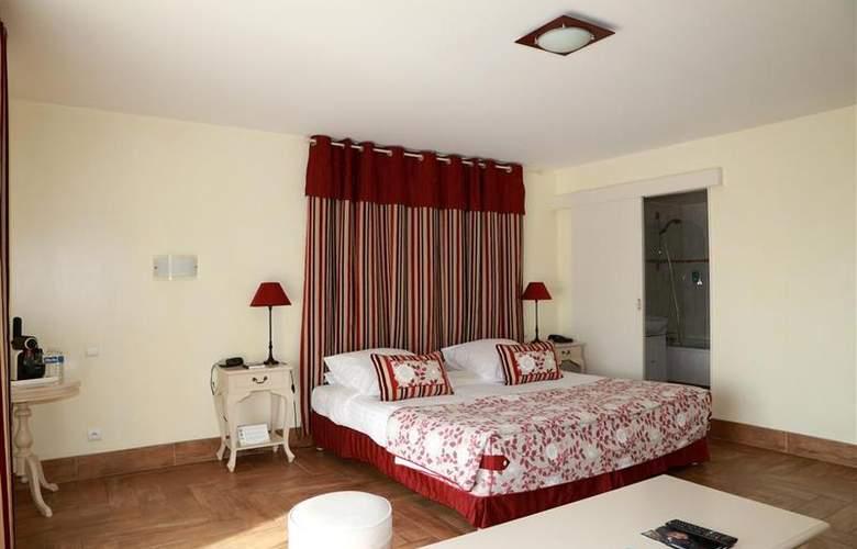 Best Western Soleil et Jardin Sanary - Room - 29