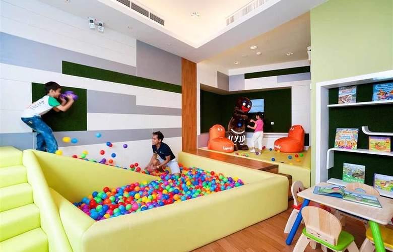 Novotel Bangkok Platinum - Hotel - 41