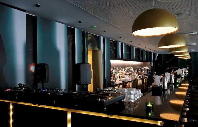 Scandic Malmen Stockholm - Bar - 14