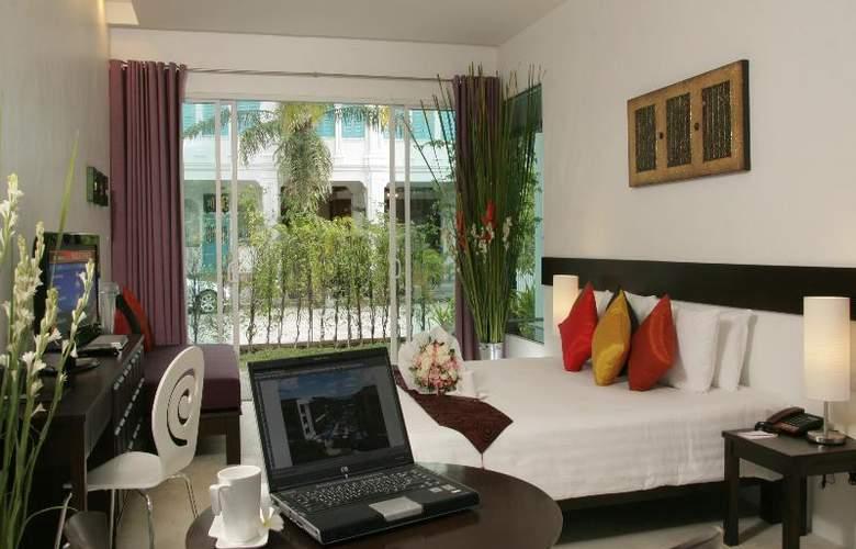 Old Phuket - Karon Beach Resort - Room - 22