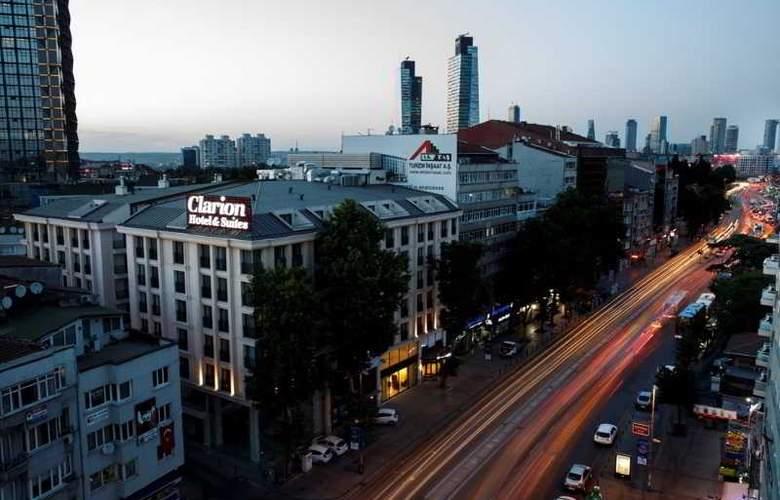 CLARION HOTEL&SUITES ISTANBUL SISLI - Hotel - 0