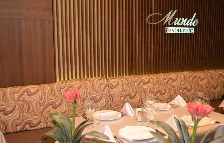 Park Hotel Plovdiv - Restaurant - 21