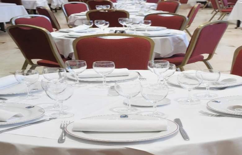 Tulip Inn Andorra Delfos - Restaurant - 30