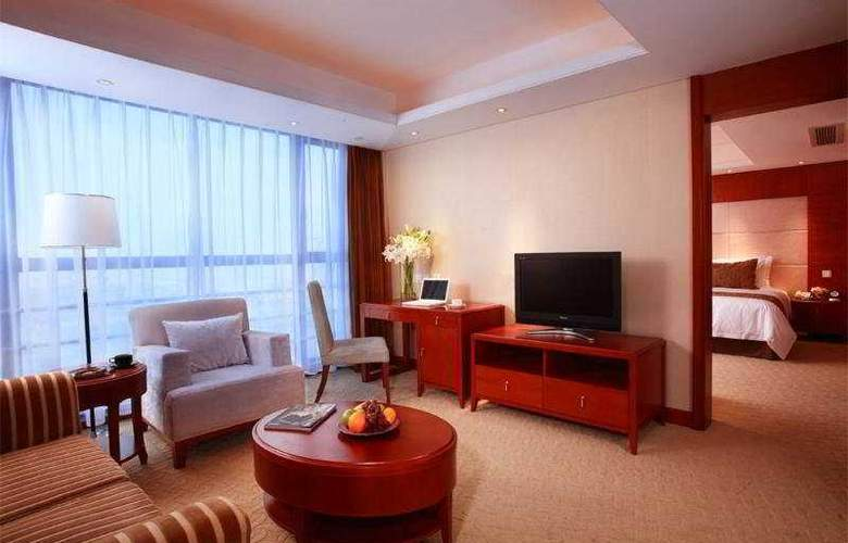 Howard Johnson All Suites Suzhou - Room - 4