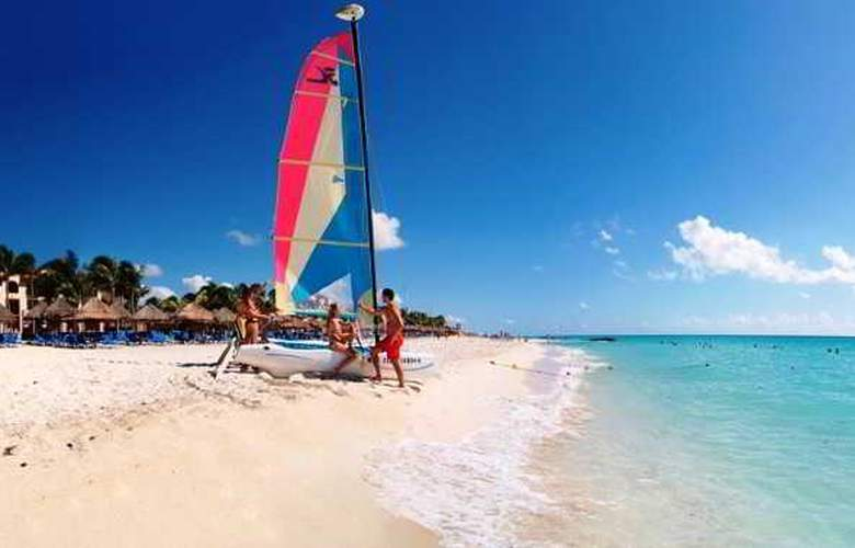 Sandos Playacar Beach Experience Resort - Sport - 8
