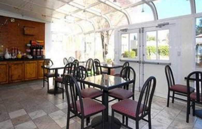 Comfort Inn Modesto - Restaurant - 6