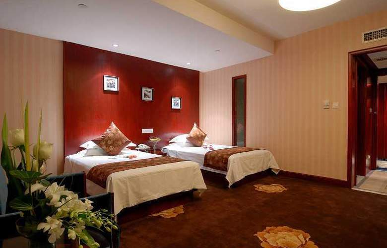 Best Western Jianghua Hotel Ningbo - Room - 10
