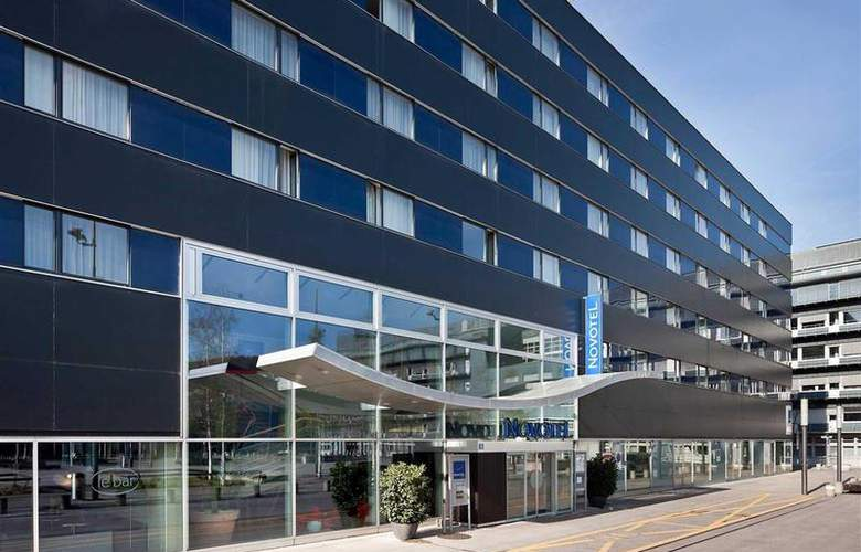 Novotel Zurich City West - Hotel - 38