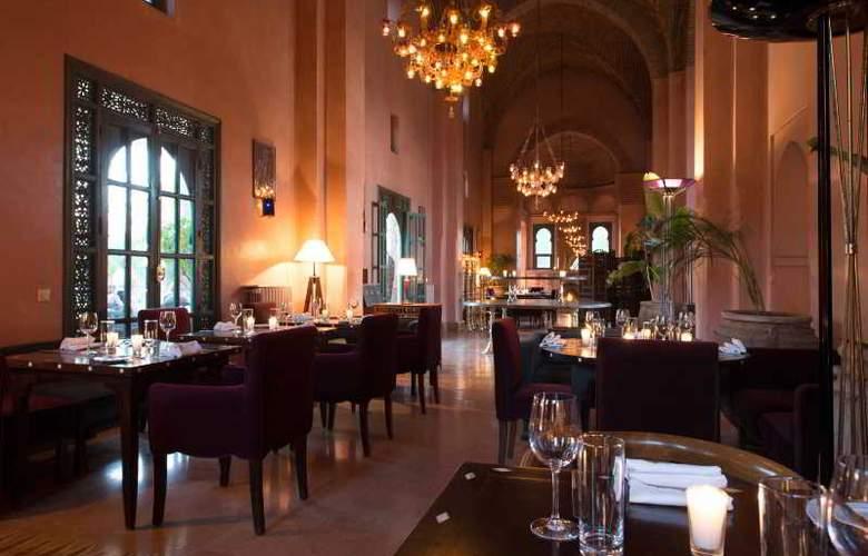 Riad Les Deux Tours - Restaurant - 4
