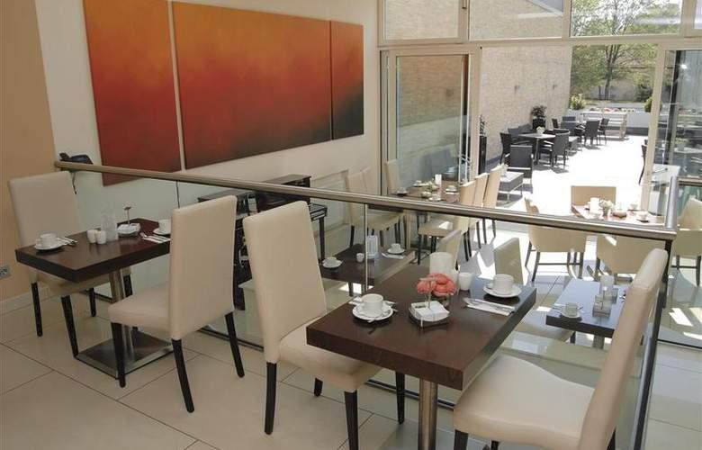 Best Western Parkhotel Oberhausen - Restaurant - 91