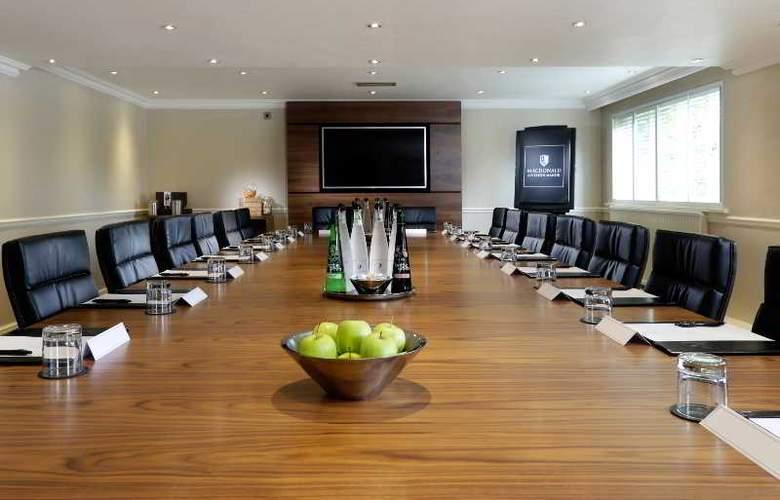 Macdonald Alveston Manor - Conference - 12