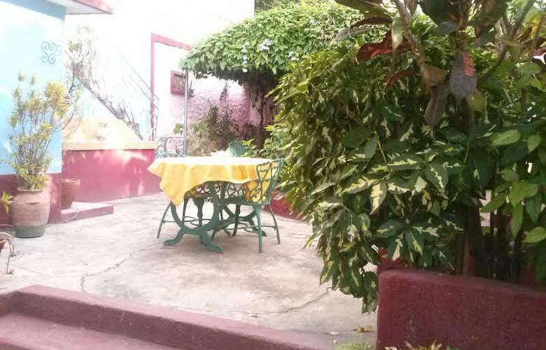 Hostal Casa Gómez - Terrace - 20