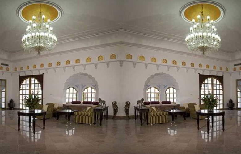 Udai Vilas Palace Mandawa - General - 1
