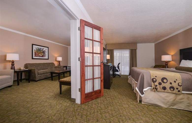 Best Western Tucson Int'l Airport Hotel & Suites - Room - 109